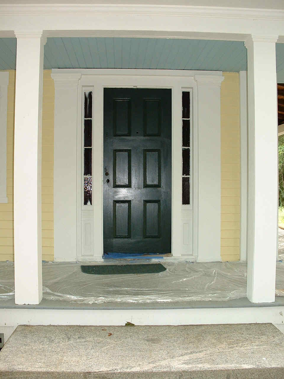 Your front door says a lot what message are you conveying for Entry door images