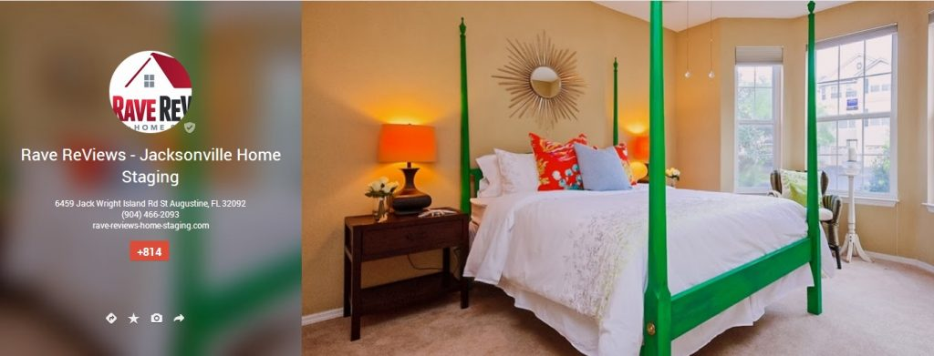 rave reviews home staging