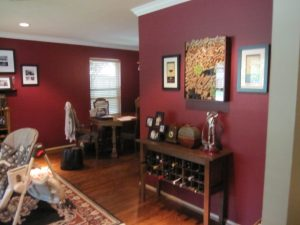 Dalls RESA home staging project